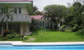 House and Lot for Sale in South Forbes Park Village, Makati CIty